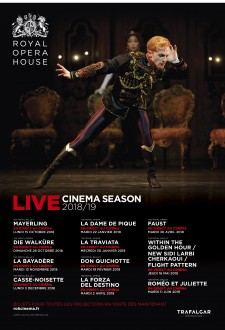 Affiche du film Don Giovanni (Royal Opera House)