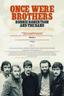 Affiche du film Once Were Brothers: Robbie Robertson and The Band