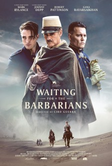 Affiche du film Waiting for the Barbarians