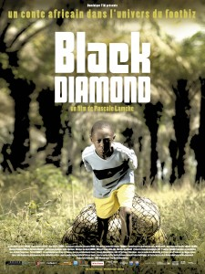 Affiche du film Black Diamond