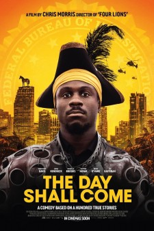 Affiche du film The Day Shall Come