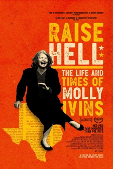 Affiche du film Raise Hell: The Life & Times of Molly Ivins