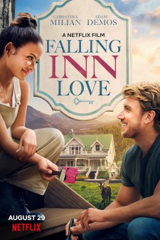 Affiche du film Falling Inn Love