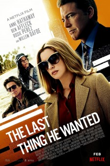 Affiche du film The Last Thing He Wanted