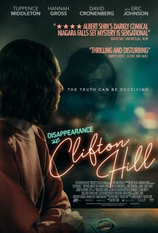 Affiche du film Disappearance at Clifton Hill
