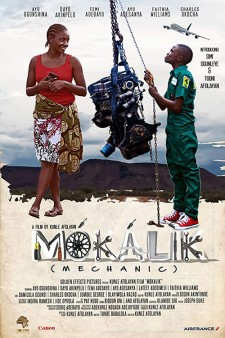 Affiche du film Mokalik (Mechanic)