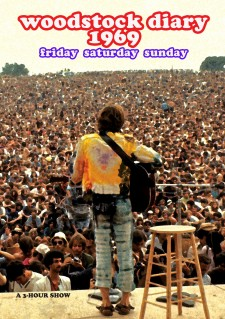 Affiche du film Woodstock Diaries