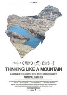 Affiche du film Thinking like a mountain