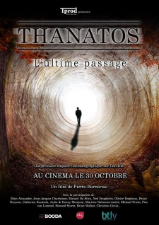 Affiche du film Thanatos, l'ultime passage