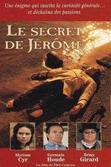 Affiche du film Le secret de Jérôme