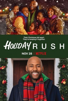 Affiche du film Holiday Rush