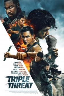 Affiche du film Triple Threat