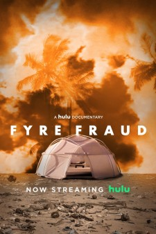 Affiche du film Fyre fraud