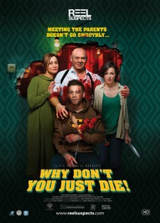 Affiche du film Why Don't You Just Die!