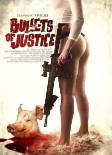 Affiche du film Bullets of Justice
