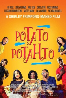 Affiche du film Potato Potahto