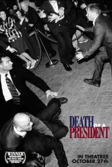 Affiche du film Death of a President