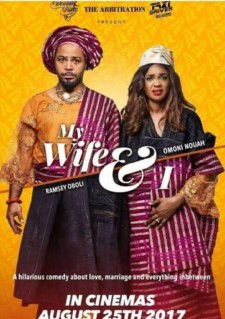 Affiche du film My Wife and I