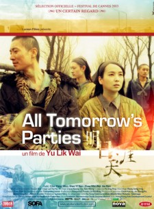 Affiche du film All Tomorrow's Parties
