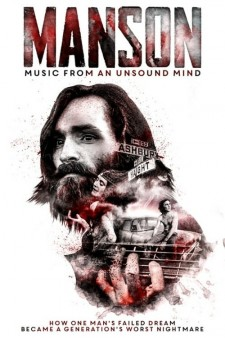 Affiche du film Charles Manson, le démon d'Hollywood