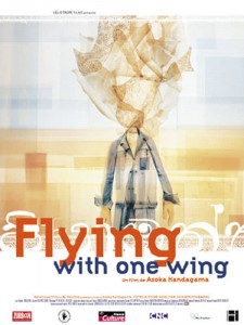 Affiche du film Flying with one wing