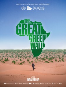 Affiche du film The Great Green Wall