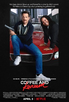 Affiche du film Coffee & Kareem