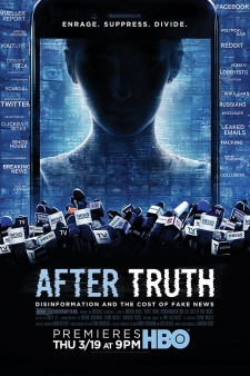 Affiche du film After Truth: Disinformation and the Cost of Fake News