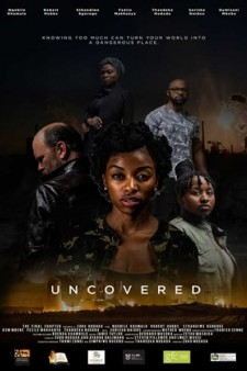 Affiche du film Uncovered