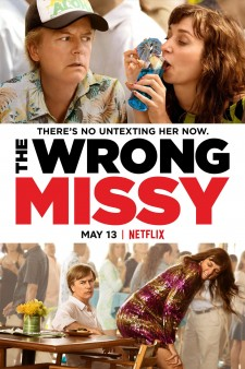 Affiche du film The Wrong Missy