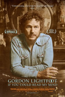 Affiche du film Gordon Lightfoot: If You Could Read My Mind