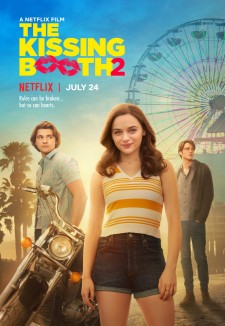 Affiche du film The Kissing Booth 2