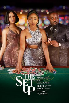 Affiche du film The Set Up