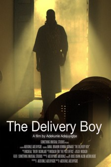 Affiche du film The Delivery Boy