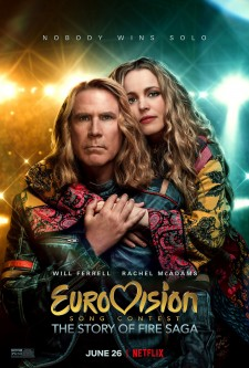 Affiche du film Eurovision Song Contest: The Story of Fire Saga