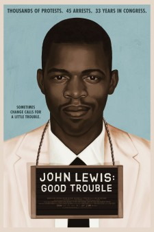Affiche du film John Lewis: Good Trouble