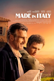 Affiche du film Made in Italy