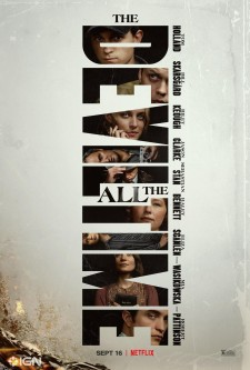 Affiche du film The Devil All the Time