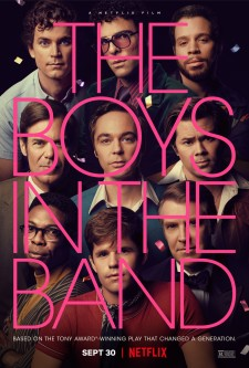 Affiche du film The Boys in the Band