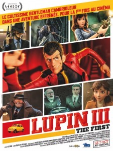 Affiche du film Lupin 3 : The First