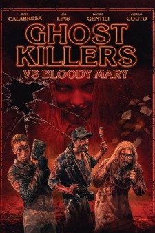 Affiche du film Ghost Killers vs. Bloody Mary