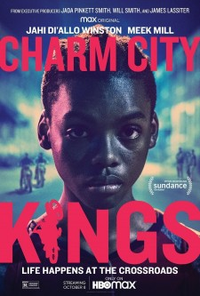 Affiche du film Charm City Kings
