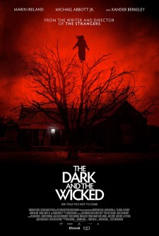 Affiche du film The Dark and the Wicked