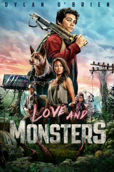 Affiche du film Love and Monsters