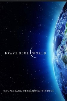 Affiche du film Brave Blue World: Racing to Solve Our Water Crisis