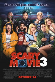Affiche du film Scary Movie 3