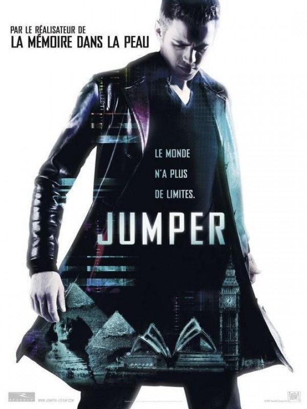 Affiche du film Jumper
