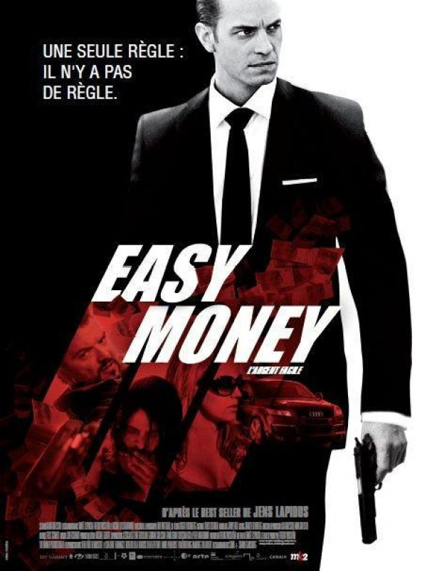 Affiche du film Easy Money