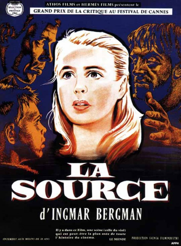 Affiche du film La Source