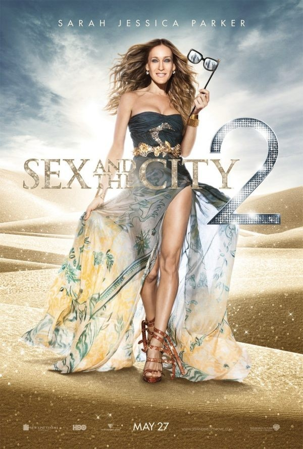 Affiche du film Sex and the City 2